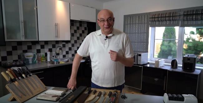 Рассказ ножах, о выборе ножей