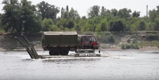 Инженерная формула: Тренировка команд КНР Казахстана и России.