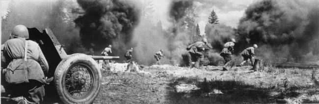Курская битва: 5 июля 1943 - 23 августа 1943