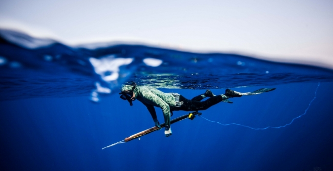 Как увеличить задержку дыхания у подводного охотника?