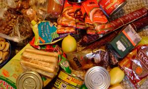 Какую еду брать в поход, как выбрать, что готовить в походе (Продукты для похода)