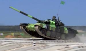 День танкиста 11 сентября 2016