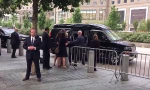 Клинтон стало плохо на церемони 11 сентября