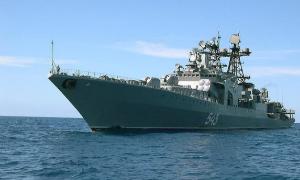 Отряд кораблей ТОФ России прибыл в Китай