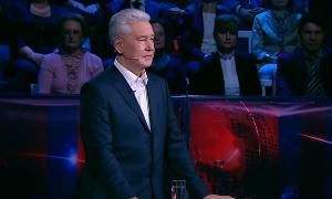 Интервью Собянина Владимиру Соловьеву