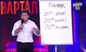 Шутки Зеленского о долгах Украины (ВИДЕО)