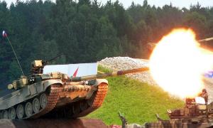 Арена - активная защита Т-90