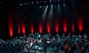 Оркестр Республики Беларусь: Группа крови (Виктор Цой)