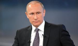 Путин проводит заседание президиума Госсовета РФ
