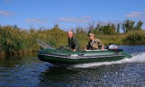 На что обращать внимание при выборе моторной лодки из ПВХ.