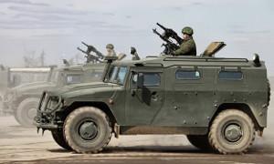 Военная приемка: Тигр - Бронированный вездеход России (ВИДЕО)