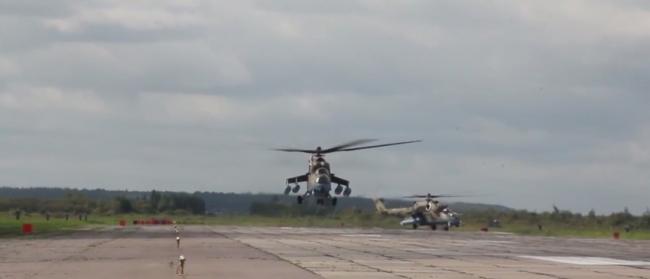 Танки и самолеты на учениях «Кавказ-2016»: кадры масштабной переброски войск на юг