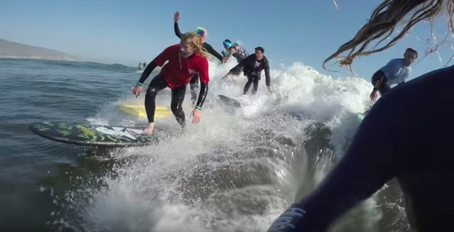 GoPro Surf: Lowers Raid 2016