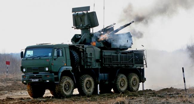 Панцирь-С1 (Военная приемка)