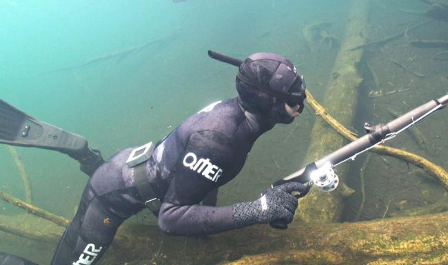 Шкиль Игорь: Поиски идеального подводного ружья