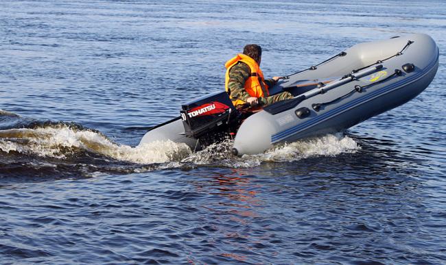 Выбор моторной лодки из ПВХ