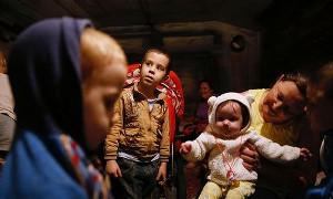 Страшная реальность Донбасса показывается в Европе.