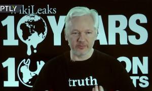 Обращение Джулиана Ассанжа - главного редактора WikiLeaks
