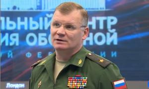 Брифинг Минобороны России по ситуации в Сирии (04.10.2016)