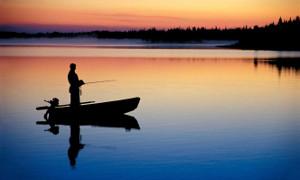 Диалоги о рыбалке: Ловля окуня