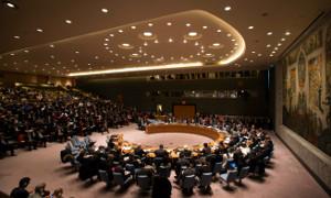 Совбез ООН рассматривает резолюцию Франции по Сирии