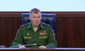 Пресс-брифинг официального представителя Минобороны России (20 октября 2016 г.)