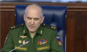 Брифинг Минобороны РФ по ситуации в Сирии (25.10.2016)