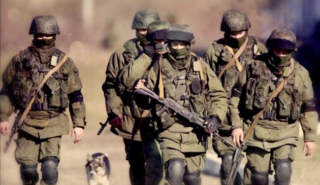 «Вежливые люди» — эвфемизм для обозначения военнослужащих Вооруженных Сил Российской Федерации.