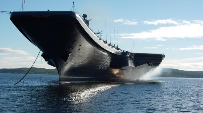 «Адмирал Флота Советского Союза Кузнецов» — тяжёлый авианесущий крейсер