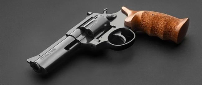 Револьвер «Гроза»