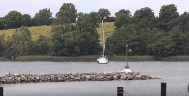 Яхта Бавария Круизер 30