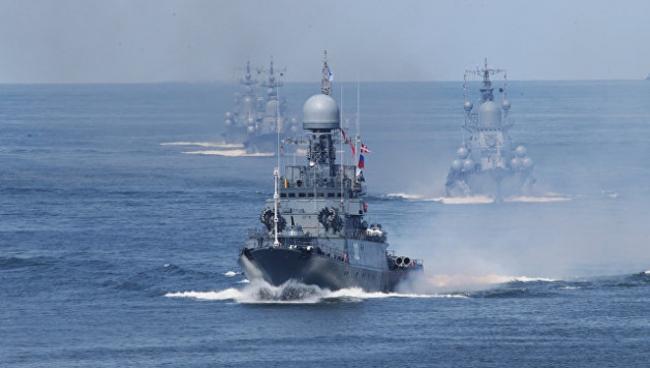 30 октября — День моряка-надводника