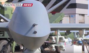 Китайский ударный беспилотник Caihong 5 (СН-5)