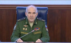 Брифинг НГОУ ГШ ВС РФ генерал-лейтенанта С.Ф. Рудского (03.11.2016)