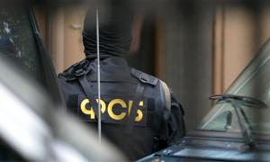 Видео спецоперации по задержанию украинских диверсантов в Крыму