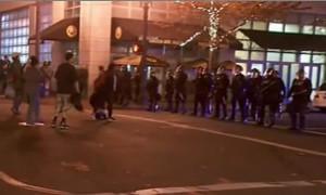 Митинги в Портленде против Трампа