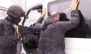 ФСБ задержала организаторов пересечения границы России