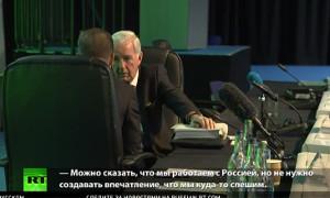 Разговор холуёв США - руководителей WADA о России.