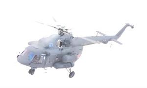 Первый арктический вертолёт для морской авиации России