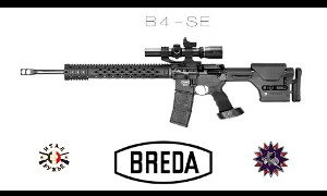 Винтовка BREDA B4-SE