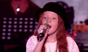 Украинские дети перепели песню Земфиры (Жить в твоей голове)