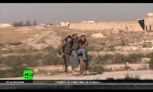 Сирийская армия эвакуировала более 2 000 мирных жителей Алеппо