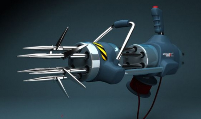 Как сделать гарпун для подводной охоты своими руками 21