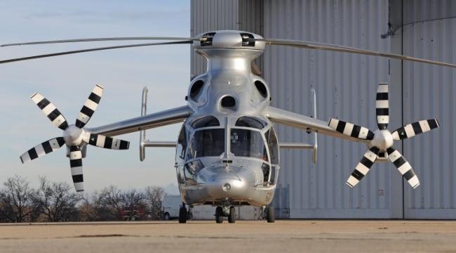 Eurocopter X3 - экспериментальный гибридный вертолёт