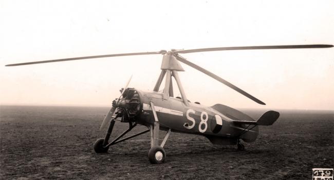 Cierva C.30, или С30А