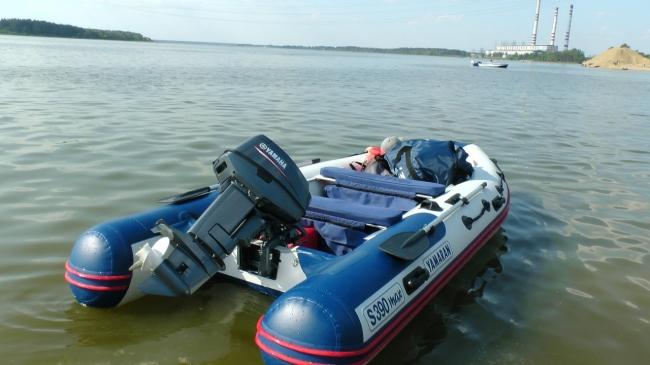 Купить лодку
