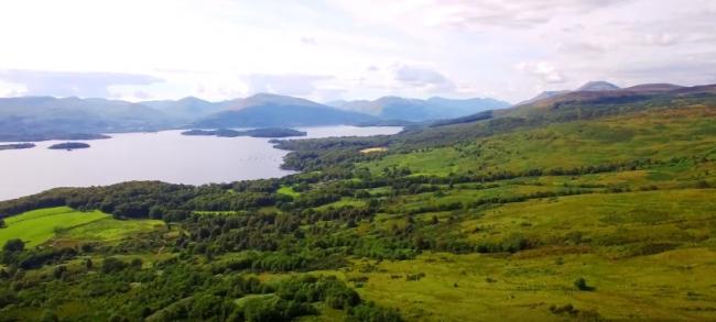 Природа Шотландии