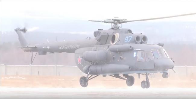 Первый арктический вертолёт для морской авиации России Первый арктический вертолёт для морской авиации России. В морской авиации России появился первый арктический вертолёт. Улан-Удэнский авиационный завод изготовил Ми-8АМТШ-ВА в арктическом варианте для морской авиации. Этот вертолёт может работать в экстремально суровых погодных условиях.