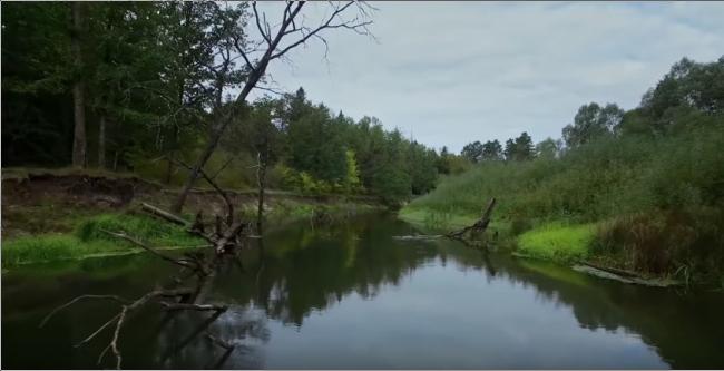 Магия малых рек (Ловля щуки)