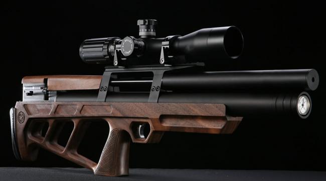 Гражданское оружие: Пневматическое оружие.